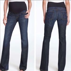 Like New CoH Kelly Boot Maternity Jeans